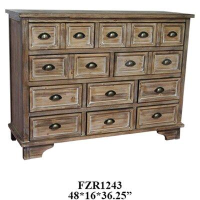Henderson 10 Drawer Dresser