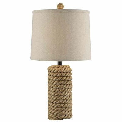Rope Bolt 25.5 Table Lamp
