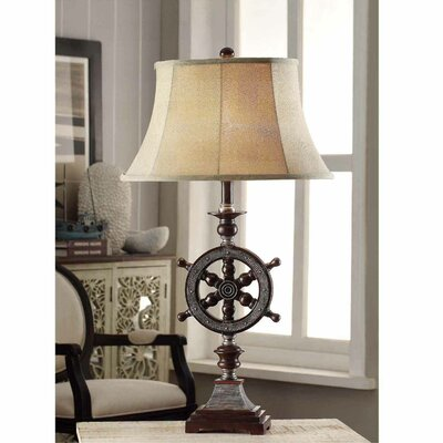 Ships-Wheel 33 Table Lamp