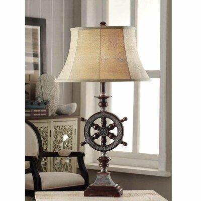 Ships-Wheel 33 Table Lamp