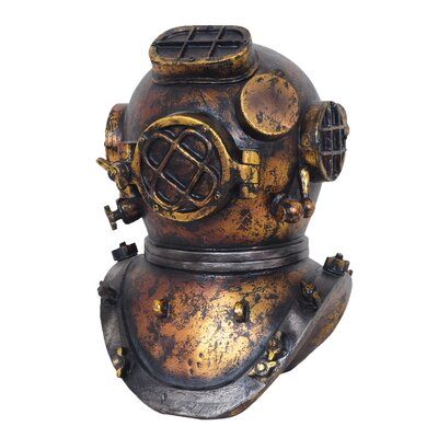 Decorative Large Divers Mask