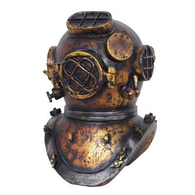 Decorative Large Divers Mask