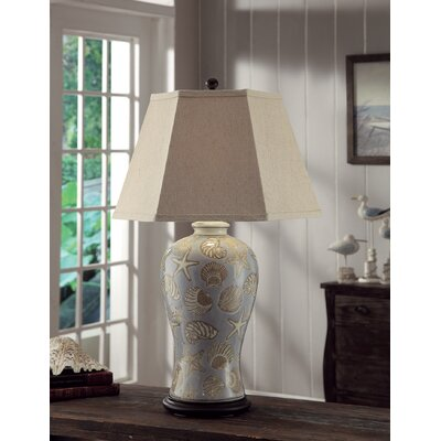 Seashell 32 Table Lamp