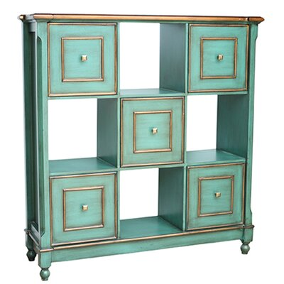 Open 5 Drawer Chest