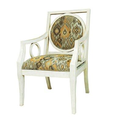 Lisbon Antique Pattern Arm Chair