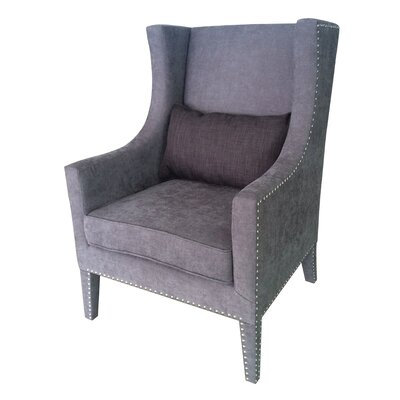 Fifth Avenue Wingback Chair