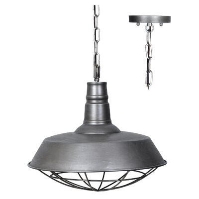 Ramsey 1-Light Inverted Pendant