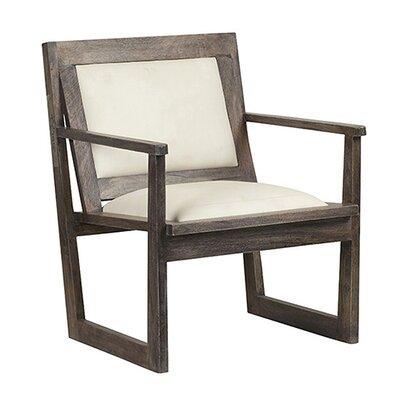Whitney Mango Wood Arm Chair