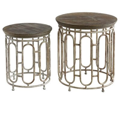 Pando 2 Piece End Table