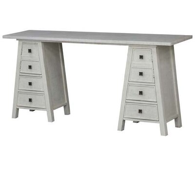 Theressa Brushed Frame Console Table