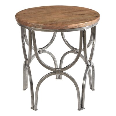 Victoire Round End Table