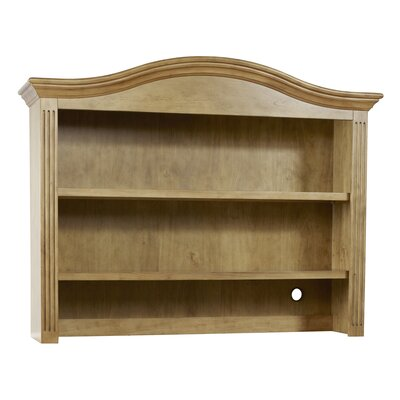 Providence 41.5 H x 54.25 W Desk Hutch Finish: Vintage Frost
