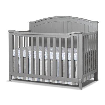 Sorelle Fairview 4-in-1 Convertible Crib Color: Gray