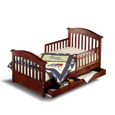 Joel Pine Toddler Bed