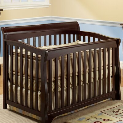 Florence 3-in-1 Convertible Nursery Set 535-E / 535-W