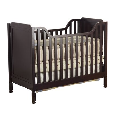 Bedford Classic Convertible Crib Finish: Espresso 562-E