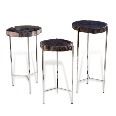 Banten 3 Piece End Table Set