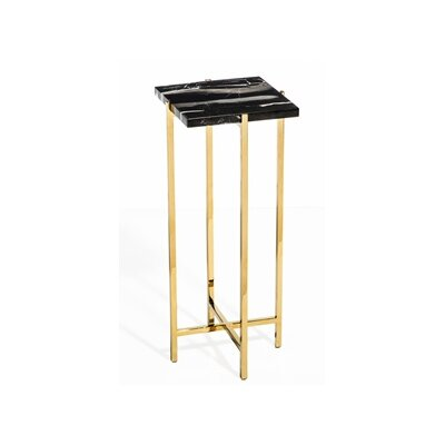 Laurent Square End Table