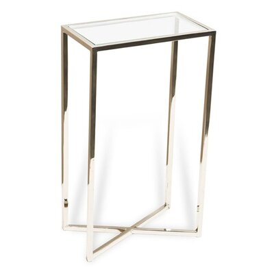 Zander Rectangular End Table
