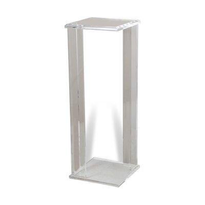 Logan Pedestal End Table