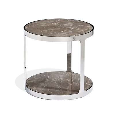 Soto Round End Table