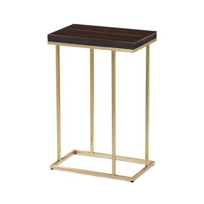 Elijah Rectangular Drink End Table