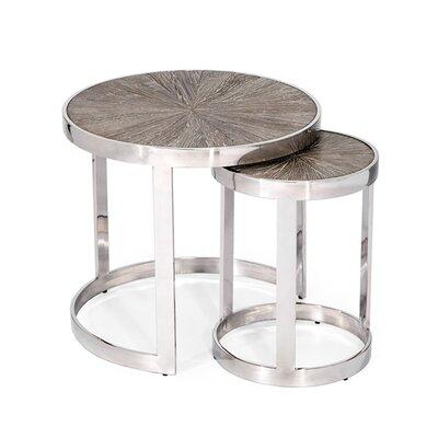 Desoto 2 Piece Nesting Tables