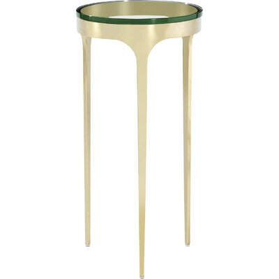 Camilla End Table Color: Brass