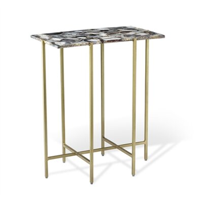 Leonie Rectangular End Table