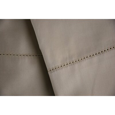 420 Thread Count Sheet Set Color: Dove, Size: California King