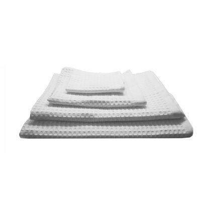 Waffle Refresh 4 Piece Towel Set