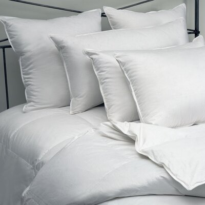 Chateau Lightweight Down Duvet Insert Size: Full / Queen