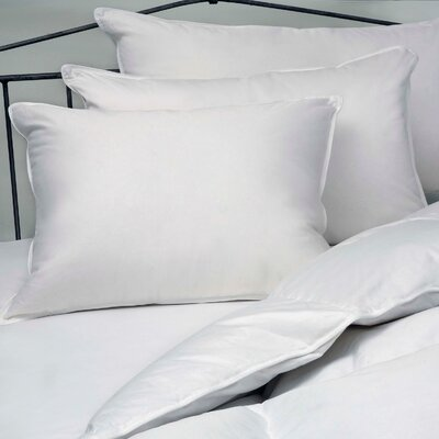 Versailles Soft 100% Down Pillow Size: Standard
