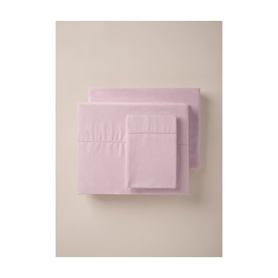 420 Thread Count Pillowcase Color: Lilac, Size: King