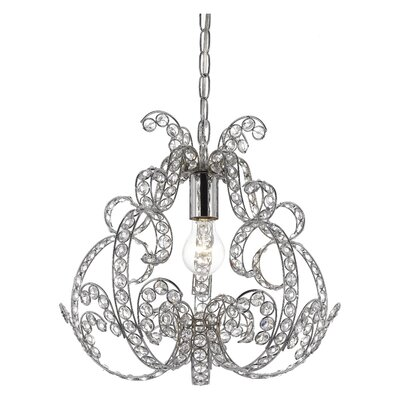 Sweet Dream Splendor 1-Light Foyer Pendant