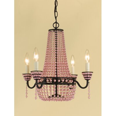 Parlor 4-Light Chandelier