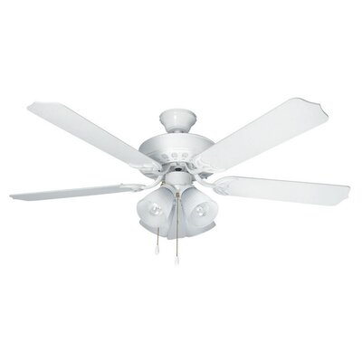 52 Bala Quick Connect 5-Blade Ceiling Fan