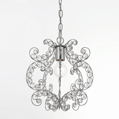 Sweet Dream Rapture 1-Light Foyer Pendant