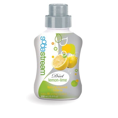Diet Lemon Lime Sodamix (set Of 5)