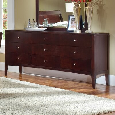 Rent to own Avalon 9 Drawer High Dresser...