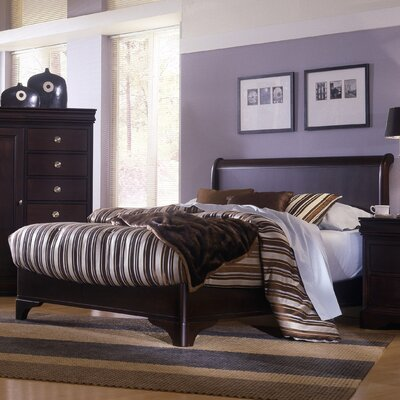 Buy Low Price Ligna Furniture Louis Philippe Sleigh Bedroom Collection Bedroom Set Mart