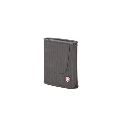 Lifestyle Accessories 3.0 Tri-Fold Wallet in Black