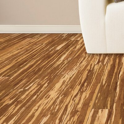 Expressions 5-1/4 Solid Bamboo  Flooring in Tiger