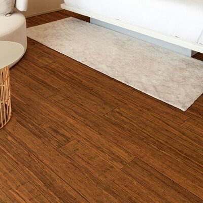 Expressions 5-1/4 Solid Bamboo  Flooring in Spice