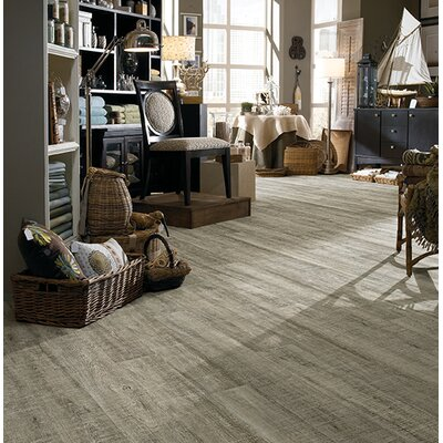 Coretec Plus 7.17 x 48 x 8mm Luxury Vinyl Plank in Nantucket Oak