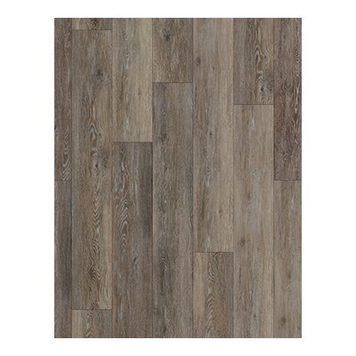 Coretec Plus 7.17 x 48 x 8mm Luxury Vinyl Plank in Alabaster Oak