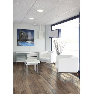 Coretec Plus 7.17 x 48 x 8mm Luxury Vinyl Plank in Blackstone Oak