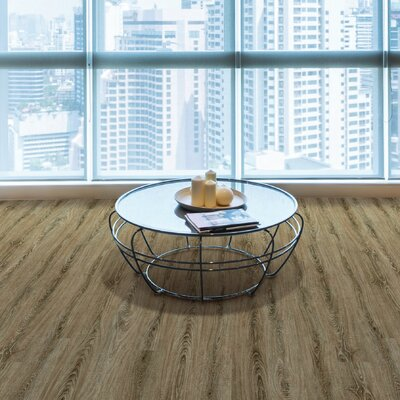 Coretec One 6 x 48 x 6.3Mm Luxury Vinyl Plank In Alpine Ash