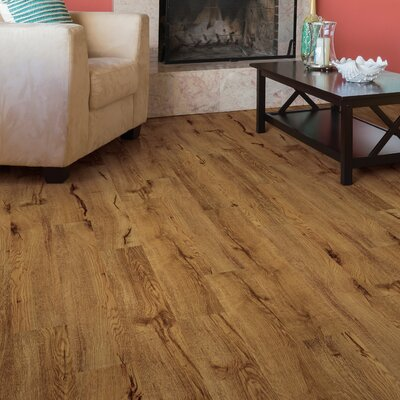 Coretec One 6 x 48 x 6.3mm Luxury Vinyl Plank in Crown Mill Oak