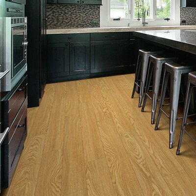 Coretec Plus 5 x 48 x 8mm Luxury Vinyl Plank in Rocky Mountain Oak